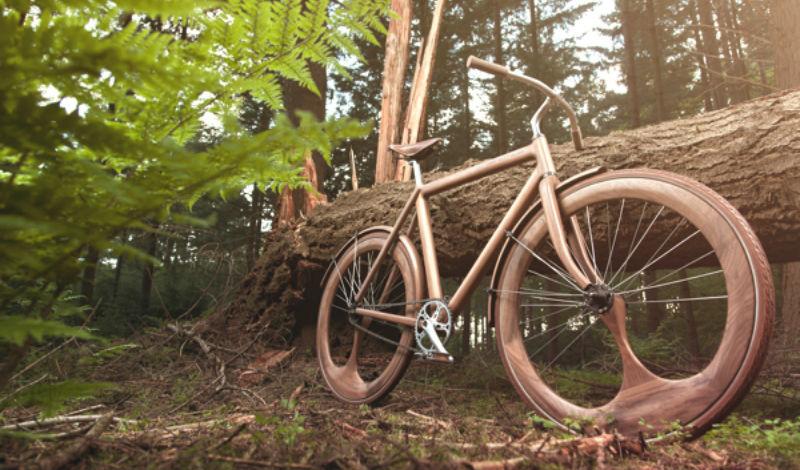 Bicicletas de Madera - Human Bike