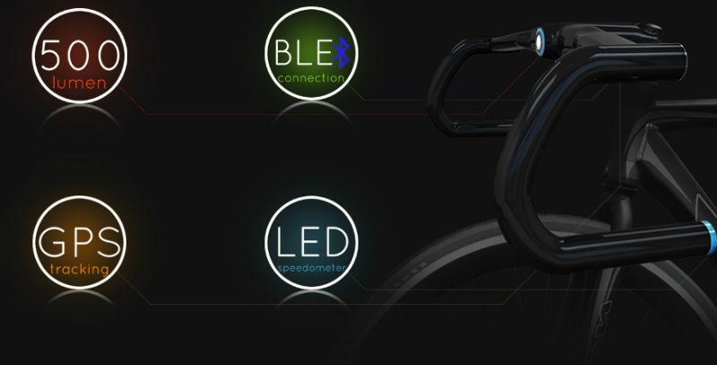 Helios - Componentes para bicicletas inteligentes