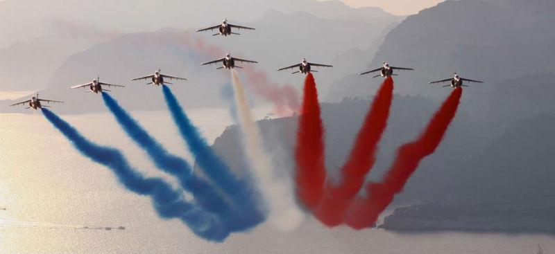 Ver el Tour de France 2013 en vivo por Internet - Aviones