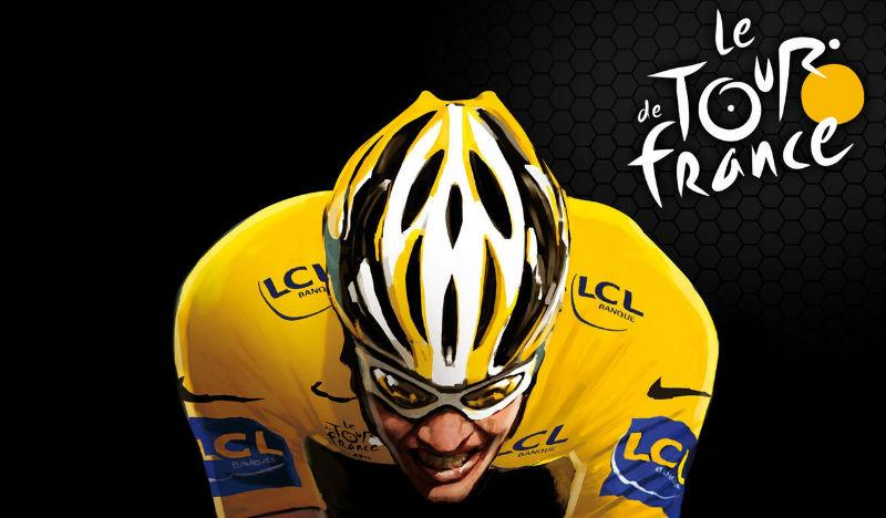 cómo es el tour de France 2013 - Todas las etapas