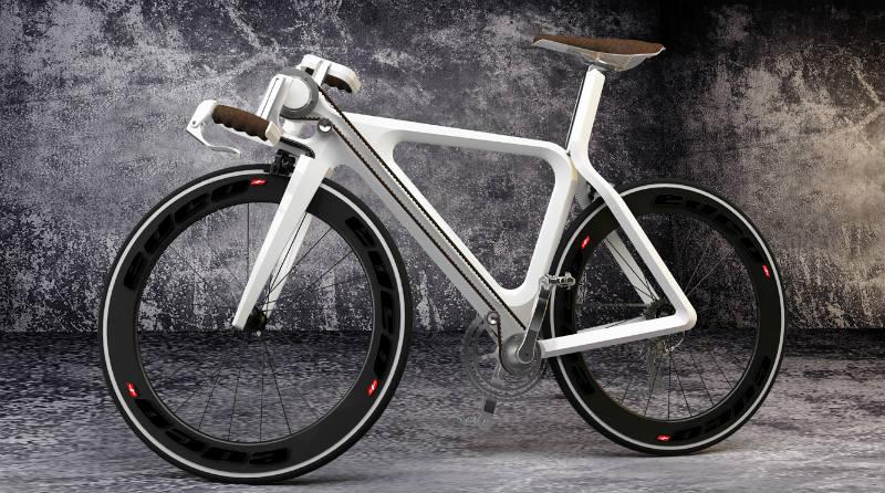 4 Strike Bike - Una bicicleta para pies y manos - Revista de bicicletas CicloMag - Bici