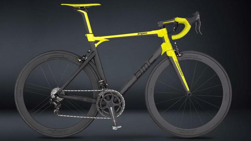 Bicicleta BMC impec Lamborghini Edition - Bici entera
