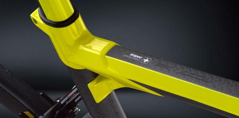 Bicicleta BMC impec Lamborghini Edition - Cuadro