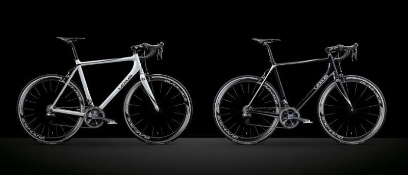 Bicicleta Lexus - Toyota - Revista de bicicletas