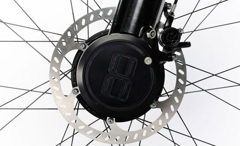 Bicicleta eléctrica Street Sweeper II