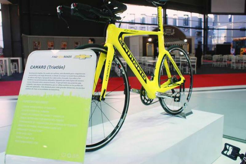 Bicicletas Chevrolet en Argentina - CicloMag Revista - Camaro