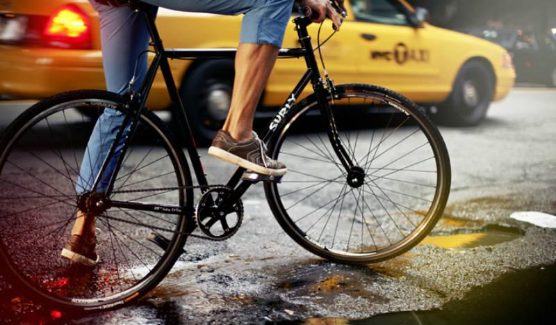 Bicicletas en Nueva York - Campaña electoral