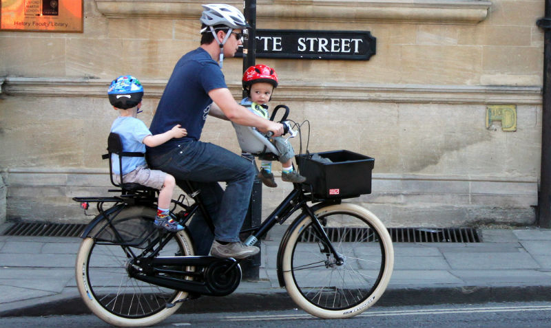 Cascos para bicicletas - Ian Walker