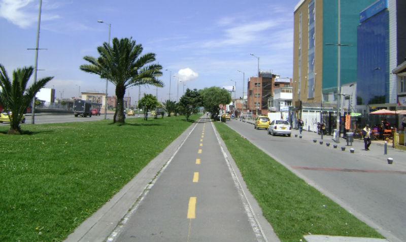 Cicloruta - Bicicleta en Colombia - Bogota