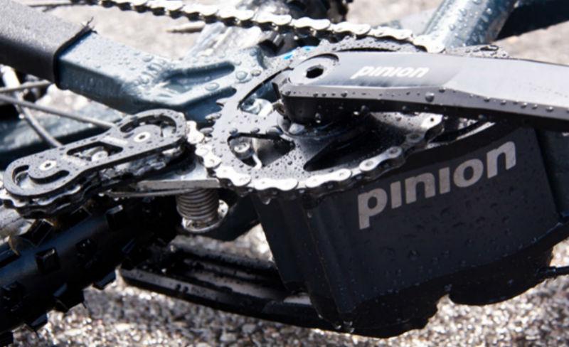 Pinion P1 18 - Caja de cambio para bicicleta - Componentes de bicicleta