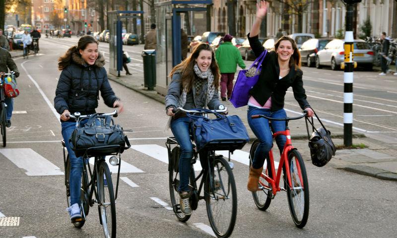 Bicicletas en Holanda - Revista de bicicletas