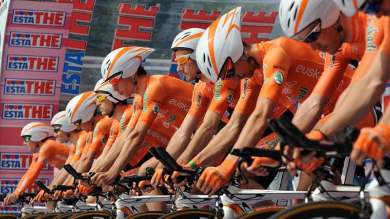 Euskaltel-Euskadi dejará de competir después de la vuelta de España 2013