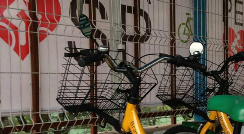 Reabren bicicleteros en el metro San Pablo Brasil