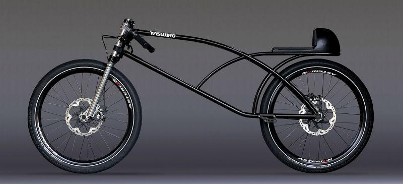 Yasujiro Speedbike - Revista de bicicleta de gravedad