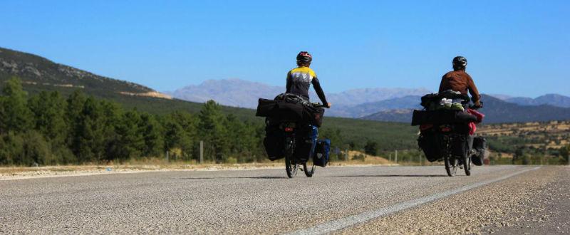 Cicloturismo - Hospedaje para cicloturistas - Alojamiento gratis
