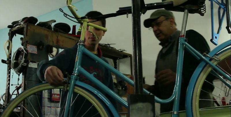 Las bicicletas en Uruguay van por los jóvenes - Proyecto social