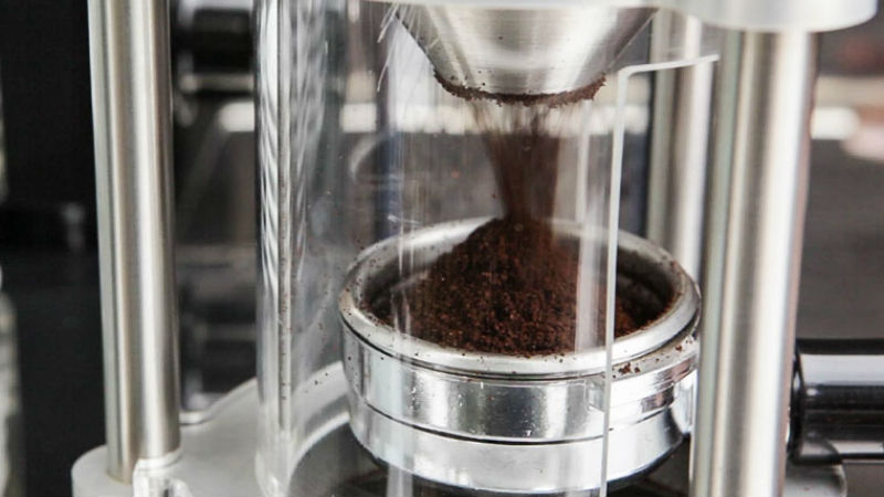 Velopresso - Bicimáquina para tomar café verde - Bicicleta modificada sustentable