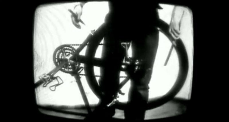 video de música de bicicleta - Las bicicletas son música