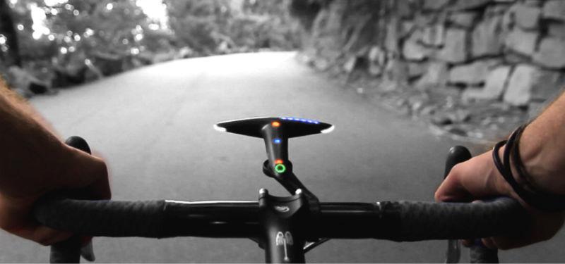 Hummerhead GPS para bicicleta - Accesorio para bicicleta - Uso