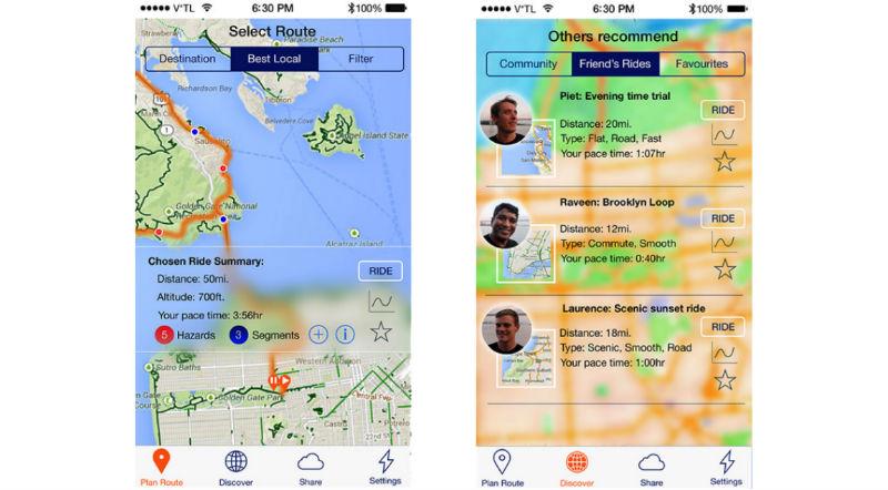 Hummerhead GPS para bicicleta - Accesorio para bicicleta