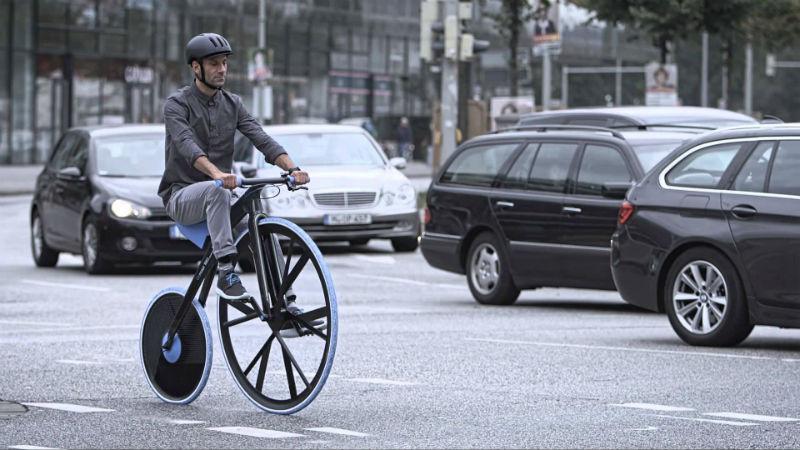 Penny Farthy Biciclo - Bicicleta BASF