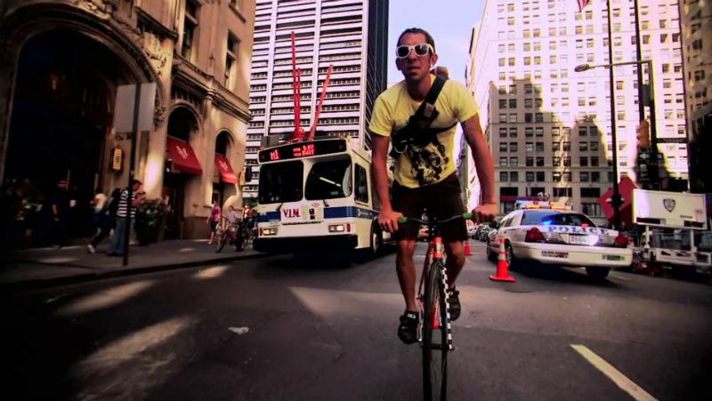 Experiencia única en bicicleta por la ciudad