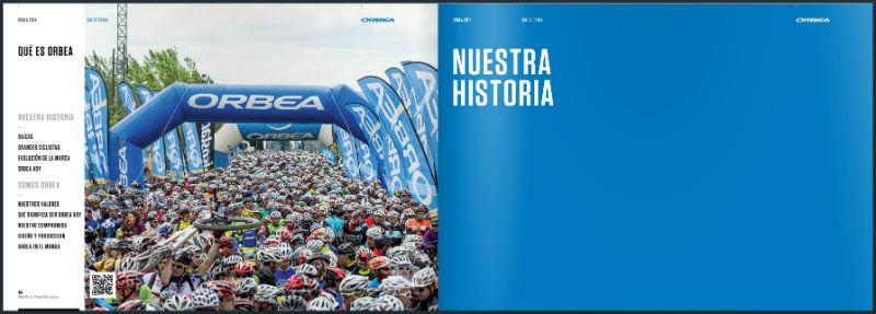 Catalogo de bicicletas Orbea 2014 - Catálogo 2014 de Orbea completo - Revista CicloMag