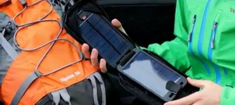 PowerTraveller Solarmonkey Adventurer - Regalo para cicloturistas - Accesorio para cicloturismo