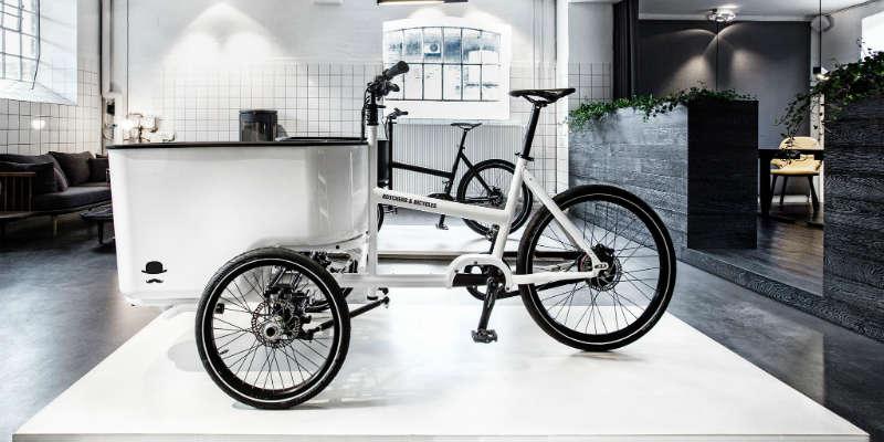 Bicicleta de Carga - Triciclo cargo - Butchers & Bicycles