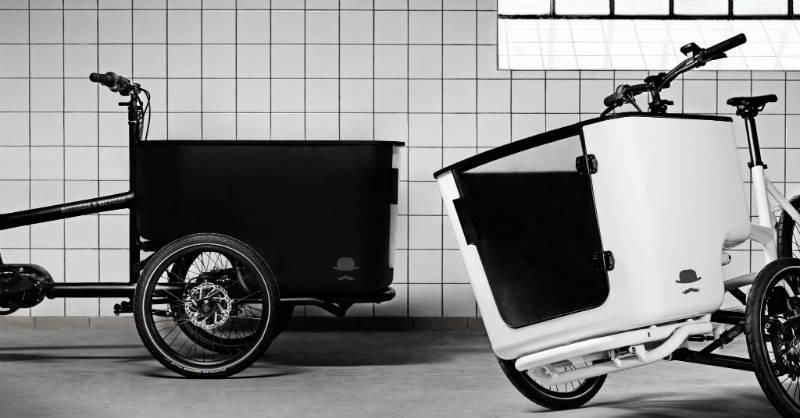 Bicicleta de Carga con gran estilo -  revista de bicicletas ciclomag