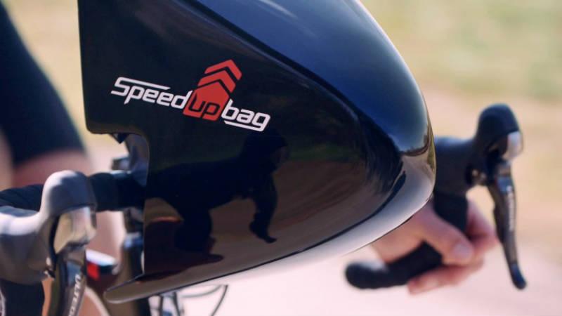 Alforja para bicicletas - bolso para manillar - Accesorios para bicis - speed up bag