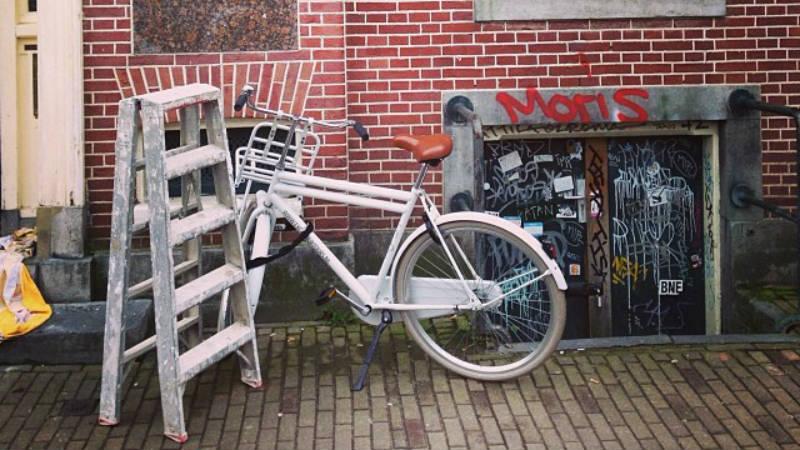 Fotos de bicicletas - Proyecto nicolo de devitiis _divanoletto escalera bici