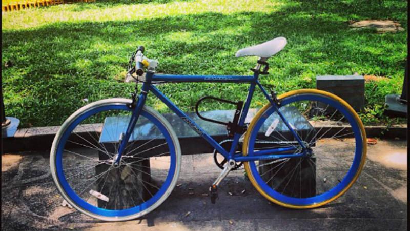 Fotos de bicicletas - Proyecto nicolo de devitiis _divanoletto parque