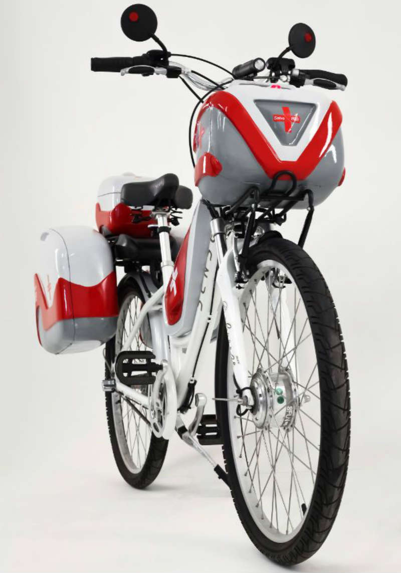 Salve Bike - Proyecto Bicicleta Ambulancia