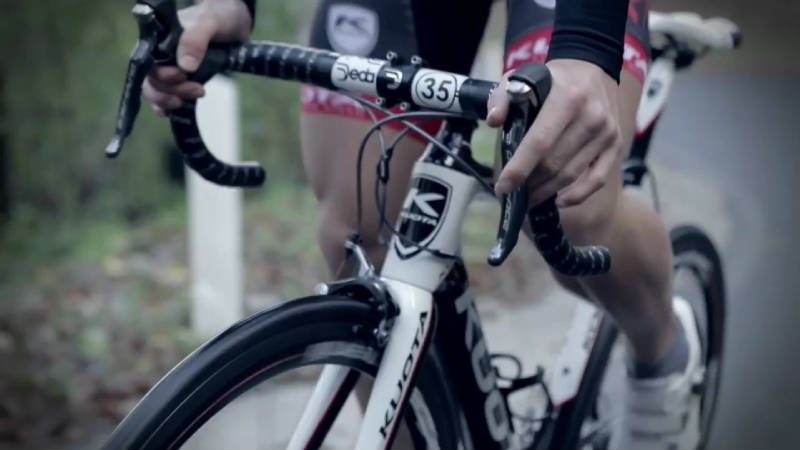 Video de bicis - motivacion - pasion Kuota Cycle