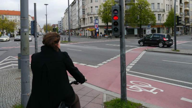 Bicicletas en alemania - spiegel online - bicicletas en berlin semaforos