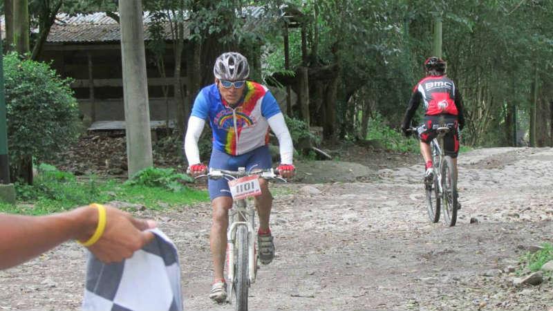 Amigos del Pedal Salta - Competencia Rally de MTB en Argentina