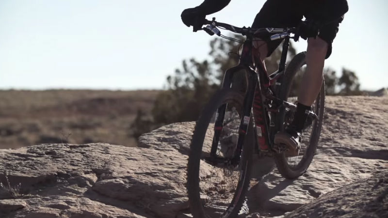Componentes de bicicletas SRAM - Suspension RockShox RS-1 MTB XC