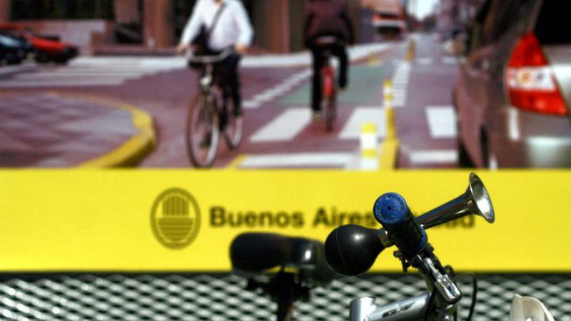 mapa de ciclovias en Buenos Aires - Red de ciclovias bonaerense bicicletas en argentina