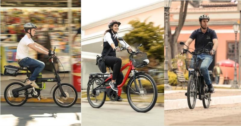 sabes que es una bicicleta electrica en brasil e bike