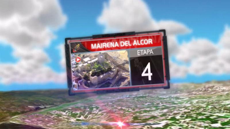 Como es la etapa 4 de la Vuelta a Espana 2014