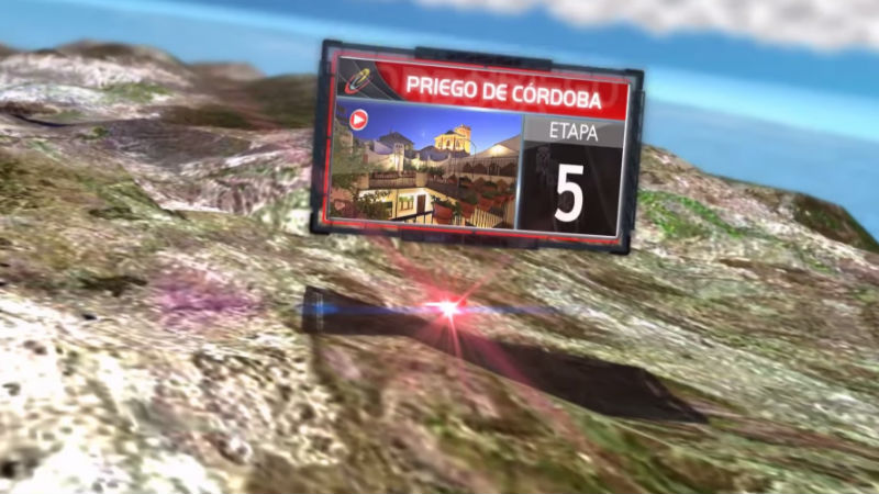 Como es la etapa 5 de la Vuelta a Espana 2014