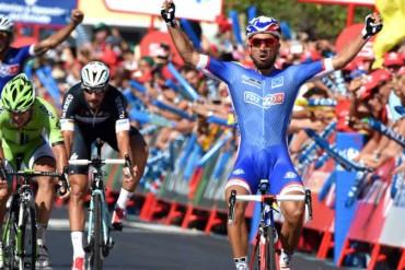 Como fue la etapa 2 de la Vuelta de Espana 2014