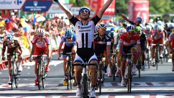Como fue la etapa 4 de la Vuelta de Espana 2014