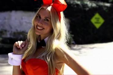Danny MacAskill y las conejitas Playboy RedBull