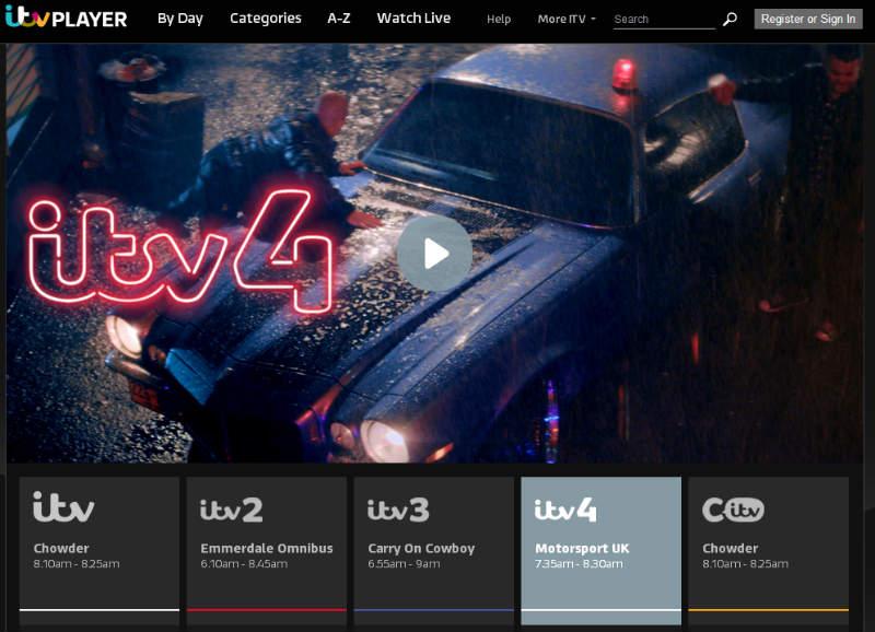 ITV4 ver la Vuelta de Espana 2014 en vivo y directo por Internet