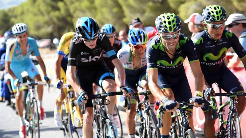 Mira como fue la sexta etapa de la Vuelta a Espana 2014