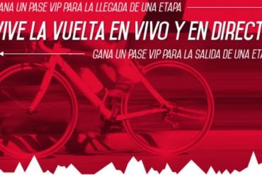 Participa del Sorteo Cofidis de la Vuelta de Espana 2014