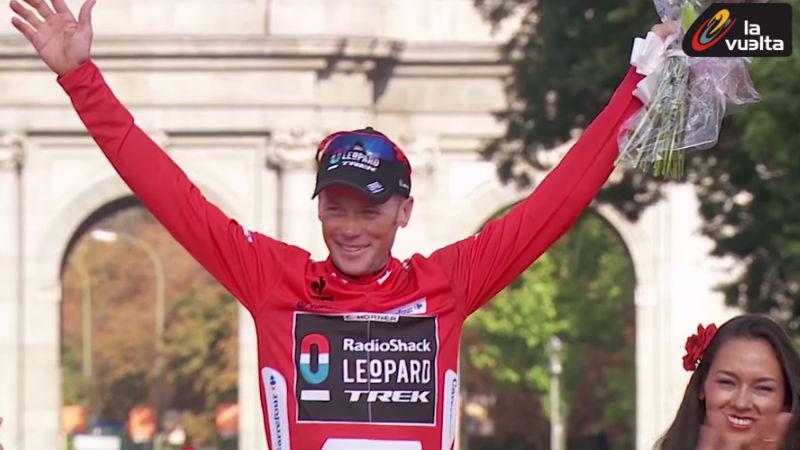 Vive la Vuelta de Espana 2014 con los mejores momentos de La Vuelta 2013