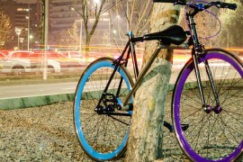 Yerka Project el fin a los robos de bicicletas - la bicicleta inrobable
